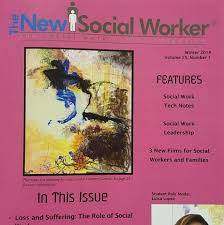 The New Social Worker Magazine Home Facebook