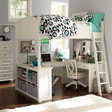 beds for teens. Contemporary For Pottery Barn Teen Loft Bed Desk And Shelves  WANT IT SO BAD In Beds For Teens H