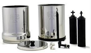 Royal berkey water filter Crown Berkey Filters The Safe Healthy Home Berkey Water Filter Buyers Guide The Safe Healthy Home