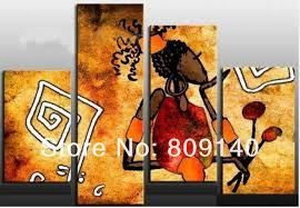 l l069ti4vt mn1wiynk t jpg on african woman wall art with 2018 stretched abstract african woman portrait oil painting canvas