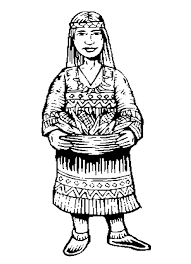 Native American Indian Drawing At Getdrawingscom Free For