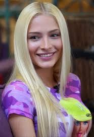 Russian teen lapushka blond