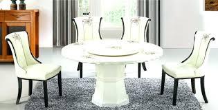 white round dining room table modern white round dining table image of white marble round dining