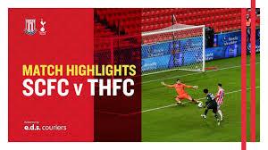Highlights: Stoke City v Tottenham Hotspur - YouTube