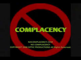 Complacency Safety Quotes ZERO COMPLACENCY VIDEO 24 music by Musicshake YouTube 24