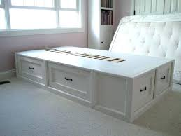 twin platform bed with drawers. Twin Xl Storage Bed How To Get A Beds Designs Plans Platform With Drawers