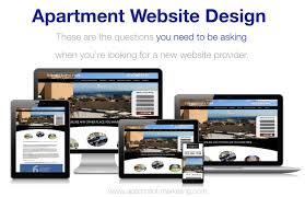 apartment website design. Apartment Website Design