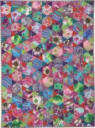 Tennessee Quilts & Kaffe Fassett fabric pack - Sherbet - Quilts en Provence Adamdwight.com