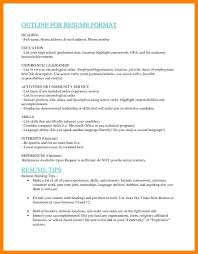 14+ What To Put Under Education On A Resume | Job Apply Form