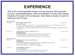 Skills And Abilities For Resume Resume Example Sample Of Resume