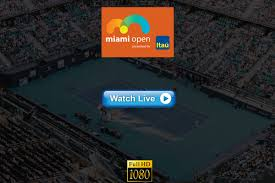 Perfect Crackstreams Miami Open Tennis Live Streaming Online Reddit 2021  Free – TV Schedule, Players, Live Scores, Highlights, and News
