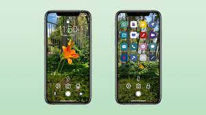 wallpapers that fit the iPhone screen ...