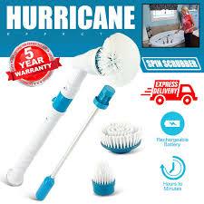 hurricane spin scrubber bathroom floor scrub brush turbo scrubbing scrubbing mop