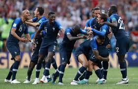 Met name rugby is populairder. Wie Won Het Wk Voetbal Frankrijk Of Afrika Nrc