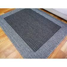 flatweave area floor rugs sunrise black grey silver also hall runners