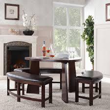 dark wood dining room set. Top 68 Prime Glass Dining Room Table Small Tables Dark Wood Round Set For 4 Large Creativity D