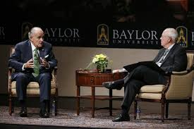 Maybe you would like to learn more about one of these? Giuliani Draws On Experience To Offer Advice For Waco Higher Education Wacotrib Com