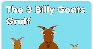 Cavhyon @ Tamaki Primary School: Three Little Billy Goats Gruff
