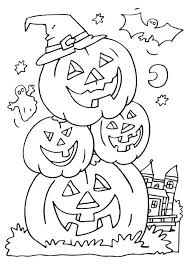Halloween Coloring Pages Cute Funny Coloring Pages Funny Coloring