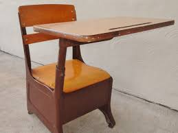 childs school desk vintage american seating company small child s wood onsingularity com