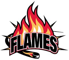Flames Artwork – Lehigh Valley Phantoms Youth