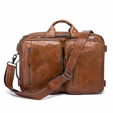 men s genuine leather briefcase luxury leather shoulder bag laptop tote bag cow business double layer messenger business bags business cases from ultraweek