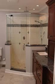 Delighful Bathroom Corner Shower Ideas 164 Best For Small Images Inside Innovation Design