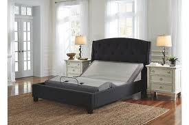 adjustable bed frame with massage. Wonderful Bed Adjustable Base Massage Head Feet  Queen White Large  To Bed Frame With Massage U