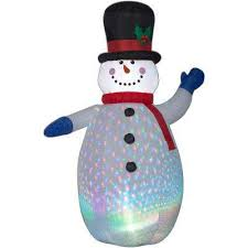 Home Accents Outdoor Christmas Decorations Snowman Home Accents Holiday Outdoor Christmas Decorations 64