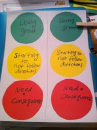 Traffic Light Discipline Chart Traffic Light Blog Behavior Tips Child Therapist In