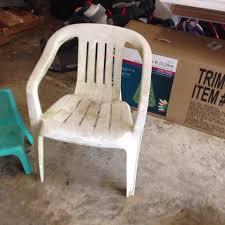 plastic patio furniture. How To Spray Paint Plastic Outdoor Furniture Patio