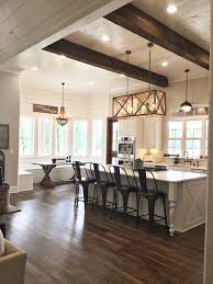 farmhouse touches kitchens house and future