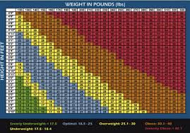 Bmi Chart For Seniors Doctors Bmi Charts Are Just A Rule Of Thumb Toledo Blade