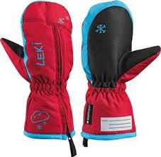 Leki Gloves Size Chart Leki Gloves Little Snow Mitt Junior