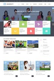 Joomla Design University Ii Education Responsive Joomla Template 70742