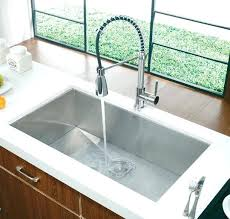 Ss Undermount Kitchen Sinks Best Stainless Steel Kitchen Sinks 25 Inch Undermount Kitchen Sink