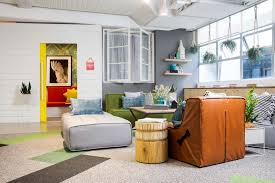 Airbnb insane sf office Batteryus Airbnb New Office Sydney Australia Photo James Horan 1611 Coffee And Irony Airbnb Sydney The Bold Collective