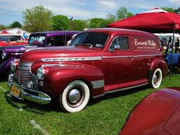 A 1941 CHEVY SEDAN DELIVERY IN MAY 2012 | Seen at the 2012 R… | Flickr