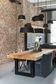 Salontafels Metalen Frame Boven Eettafel Onze Meerdere Lampen De