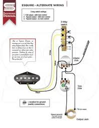 ted crocker wiring diagram 1 single coil 2 piezo 1 vol 3 way wiring diagrams seymour duncan esquire alternate