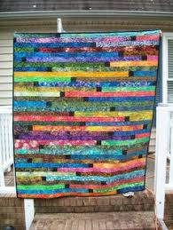 Stacked Coins, 1930's reproduction fabric, quilted long arm Jelly ... & Sew Cook and Travel: Dark Batiks Jelly Roll Race Quilt with Spacers Finished Adamdwight.com