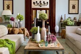 villeroy & boch spring decorating with vases