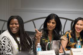 Writers Round Table At The Grubstreet Writers Of Color Roundtable Literary Hub