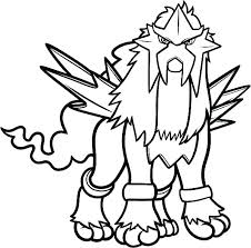 Pokemon Coloring Pages To Print Coloring Pages Free Printable Free