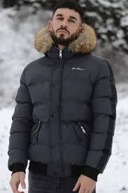 alder fur hood parka jacket