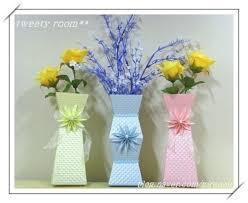 Paper Flower Base Diy Beautiful Paper Flower Vase 11 Cool Creativities