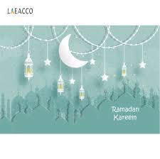 <b>Laeacco</b> มุสลิมฉากหลัง Ramadan Kareem Silver <b>Moon</b> Star Church ...