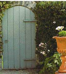 paint colors teresas green garden gates