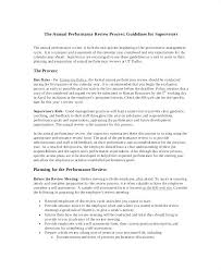 Employee Self Assessment Samples Yearly Evaluation Examples For Work ...