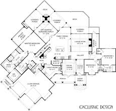 Country Style Floor Plans  AhscgscomCountry Floor Plans